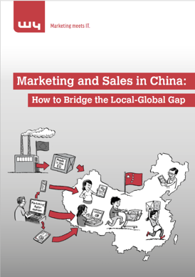 Marketing and Sales in China ebook 2020