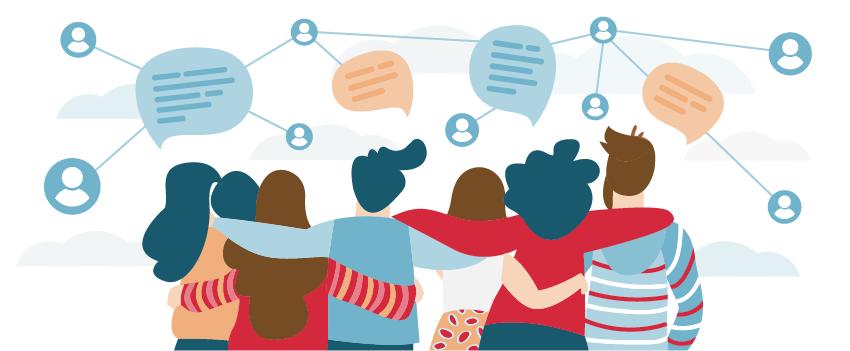 Online Community vs. Social Media
